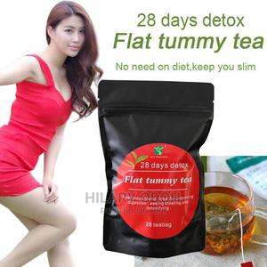 Magic Slimming Tea 28 Days Flat Tummy and Detox Slimming Tea   Vitamins & Supplements for sale in Lagos State, Ojo