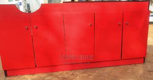 Wooden Cabinet/ Shelf / Cupboard | Furniture for sale in Edo State, Benin City