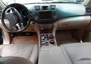 Toyota Highlander 2011 Limited Green   Cars for sale in Lagos State, Yaba