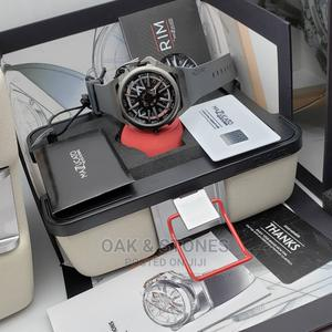 Mazzucato Rim Men's Reversible Automatic Wristwatch | Watches for sale in Lagos State, Lagos Island (Eko)