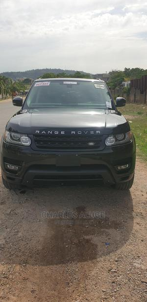 Land Rover Range Rover Sport 2014 HSE 4x4 (3.0L 6cyl 8A) Black | Cars for sale in Abuja (FCT) State, Jahi