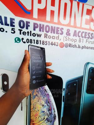New Samsung Galaxy Note 8 64 GB Blue | Mobile Phones for sale in Imo State, Owerri