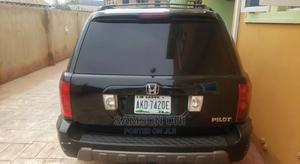 Honda Pilot 2005 EX 4x4 (3.5L 6cyl 5A) Black | Cars for sale in Ogun State, Obafemi-Owode