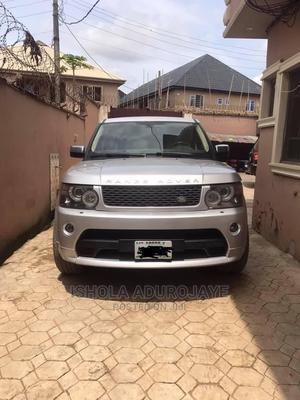 Land Rover Range Rover Sport 2008 4.2 V8 SC Silver | Cars for sale in Lagos State, Alimosho