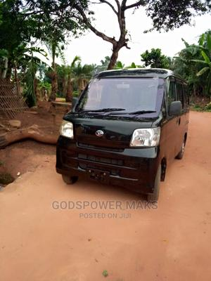 Foreign Used Clean Daihatsu Hijet Bus 2009 Black    Buses & Microbuses for sale in Imo State, Nwangele