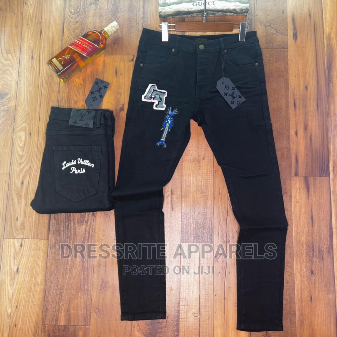 Archive: Louis Vuitton Original Designer Jeans Trousers