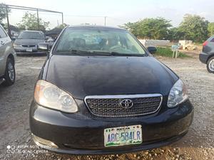 Toyota Corolla 2004 LE Black   Cars for sale in Abuja (FCT) State, Jabi