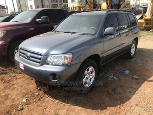 Toyota Highlander 2005 Gray | Cars for sale in Abuja (FCT) State, Gwarinpa