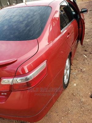 Toyota Camry 2008 Red | Cars for sale in Lagos State, Ifako-Ijaiye