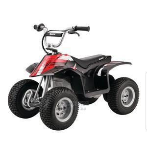 Razor Dirt Quad-24v Electric 4-Wheeler ATV   Toys for sale in Lagos State, Isolo