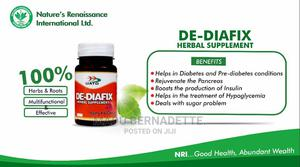 UATD DE-DIAFIX Herbal Supplements | Vitamins & Supplements for sale in Imo State, Owerri