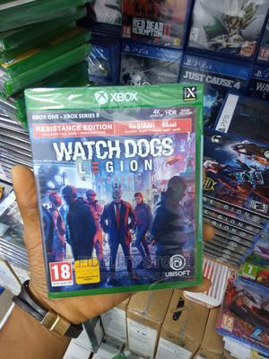 Xbox One-Xbox One Series X Watch Dog Legion   Video Games for sale in Lagos State, Ikeja