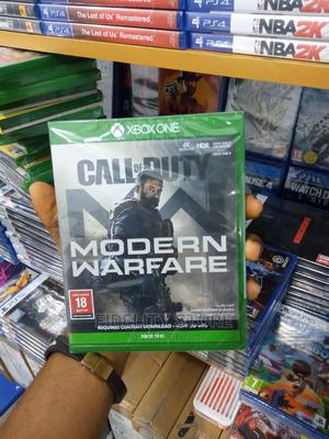 Xbox One-Xbox One Series X Modern Warfare   Video Games for sale in Lagos State, Ikeja
