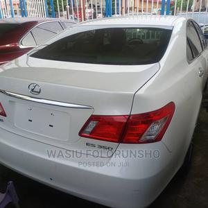 Lexus ES 2008 350 White | Cars for sale in Lagos State, Ifako-Ijaiye