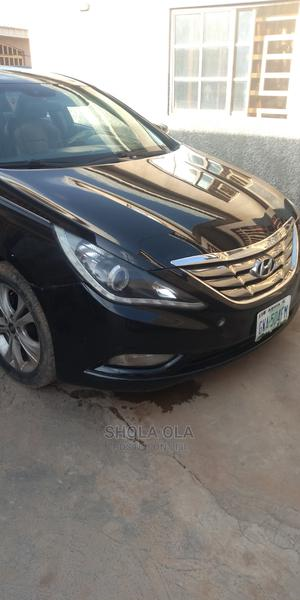 Hyundai Sonata 2012 Black | Cars for sale in Abuja (FCT) State, Galadimawa
