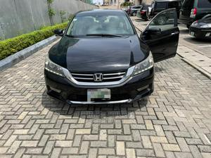 Honda Accord 2013 Black | Cars for sale in Lagos State, Surulere