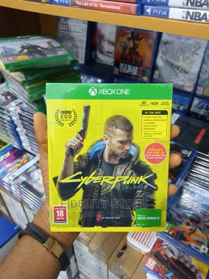 Xbox One-Xbox One Series X Cyber Punk 2077   Video Games for sale in Lagos State, Ikeja