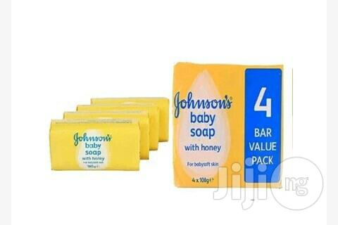 Archive: Johnsons Bar Soap