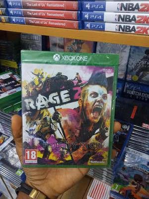 Xbox One-Xbox One Series X Rage 2   Video Games for sale in Lagos State, Ikeja