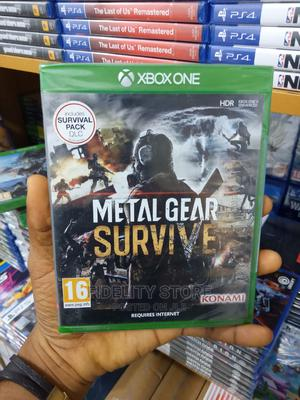 Xbox One-Xbox One Series X Metal Gear Survive   Video Games for sale in Lagos State, Ikeja