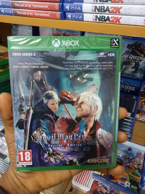Xbox One-Xbox One Series X Devil May Cry 5 | Video Games for sale in Lagos State, Ikeja