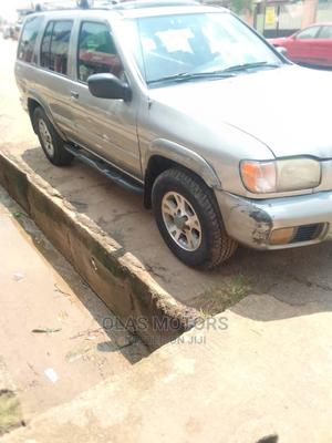 Nissan Pathfinder 2004 Silver | Cars for sale in Lagos State, Ifako-Ijaiye