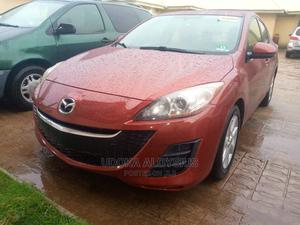 Mazda 3 2010 Red   Cars for sale in Abuja (FCT) State, Lugbe District