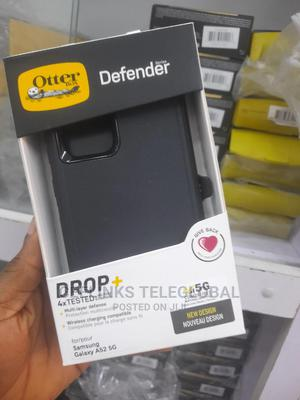 Original Otterbox Defender Case for Samsung A72 | Accessories for Mobile Phones & Tablets for sale in Lagos State, Ikeja