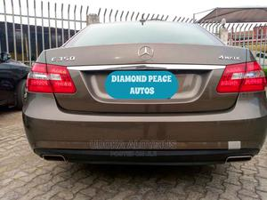 Mercedes-Benz E350 2011 Gold   Cars for sale in Abuja (FCT) State, Lugbe District