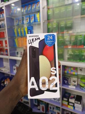 New Samsung Galaxy A02S 64 GB Black   Mobile Phones for sale in Kaduna State, Kaduna / Kaduna State