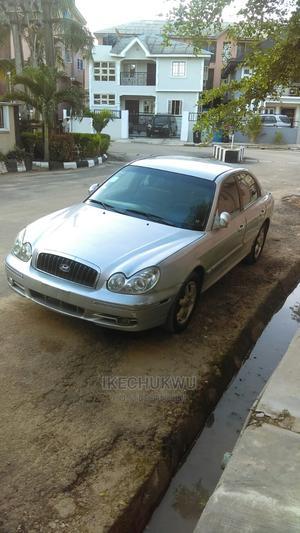 Hyundai Sonata 2005 Silver | Cars for sale in Lagos State, Ojodu