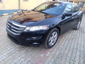 Honda Accord CrossTour 2010 EX-L AWD Black   Cars for sale in Lagos State, Isolo