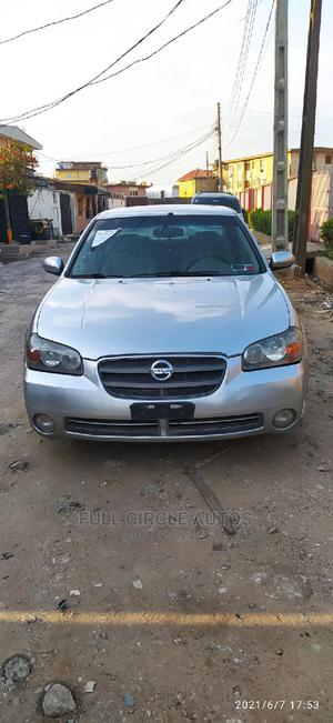 Nissan Maxima 2004 3.5 SE Silver   Cars for sale in Lagos State, Ikeja