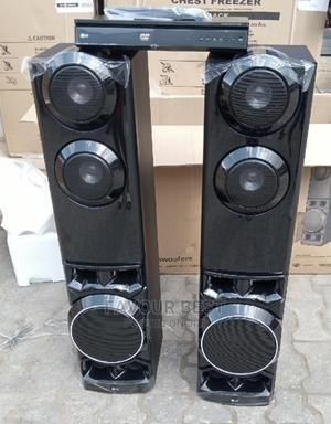 2021>LG 4.2ch Home Theater Bluetooth Powerful Bass 1250watts | Audio & Music Equipment for sale in Lagos State, Ojo