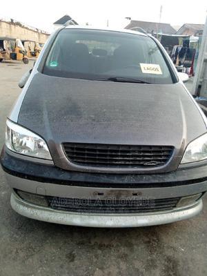 Opel Zafira 2007 2.0 Turbo Gray | Cars for sale in Lagos State, Shomolu