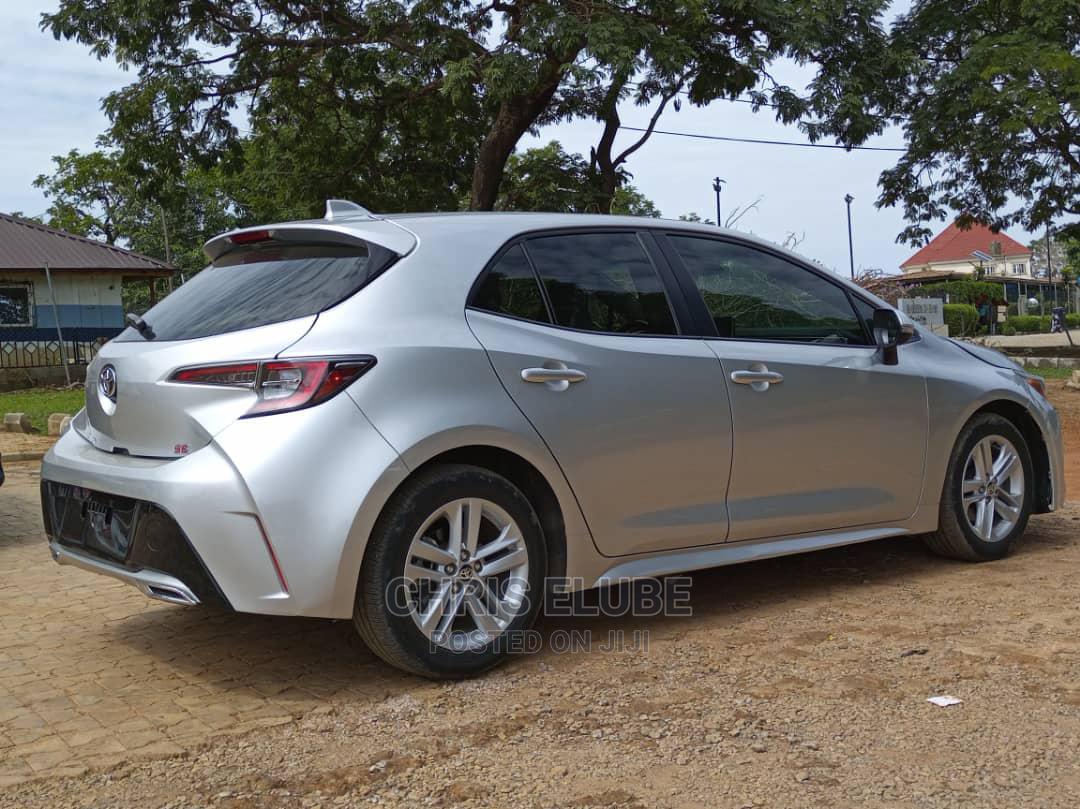 Archive: New Toyota Corolla 2019 SE (1.8L 4cyl 2A) Silver