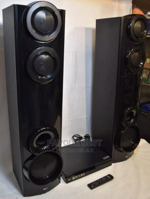 New LG Bluetooth Home Theater 1000W Powerful Bass 2years | Audio & Music Equipment for sale in Lagos State, Ojo