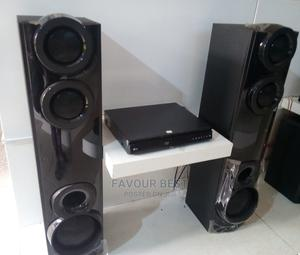 Original LG 4.2ch Home Theater Bluetooth Powerful Bass 1000W | Audio & Music Equipment for sale in Lagos State, Ojo