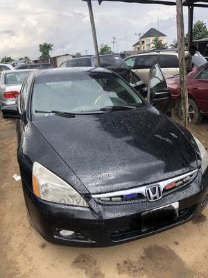 Honda Accord 2004 Black | Cars for sale in Rivers State, Port-Harcourt