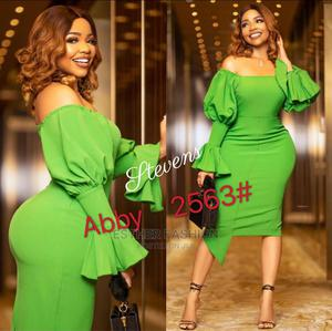 New Quality Ladies Elegant Dress   Clothing for sale in Lagos State, Ikeja