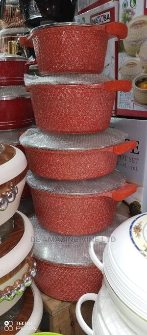Queen Time Granite Pot | Kitchen Appliances for sale in Abuja (FCT) State, Karu