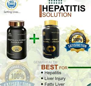 Propolis/Lecithin And Norland Healthway Herbal Capsules | Vitamins & Supplements for sale in Lagos State, Gbagada
