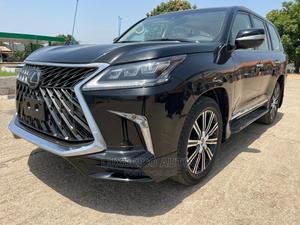 New Lexus LX 2021 Black | Cars for sale in Abuja (FCT) State, Central Business Dis