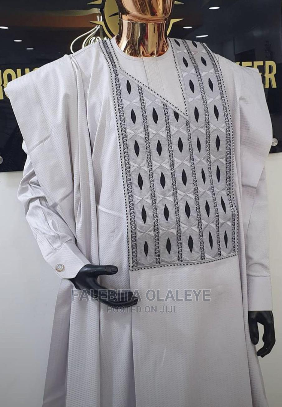 Archive: Agbada for Men