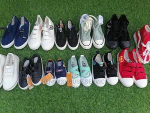 Kiddies Vulcanized Assorted Sneakers (Carton of 60 Pairs) | Children's Shoes for sale in Lagos State, Alimosho