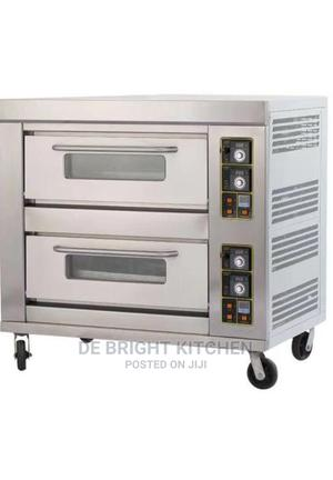 High Quality 2 Deck 4 Tray Gas Oven | Industrial Ovens for sale in Lagos State, Ojo