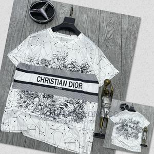 CHRISTIAN Dior Luxury Tshirts for Bosses   Clothing for sale in Lagos State, Lagos Island (Eko)