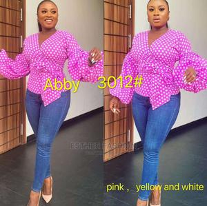 Fashion Ladies Quality Tops   Clothing for sale in Lagos State, Ikeja