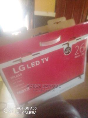LG 26 Inches LED Tv | TV & DVD Equipment for sale in Lagos State, Alimosho