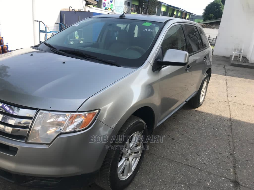 Ford Edge 2008 Gray   Cars for sale in Lekki, Lagos State, Nigeria